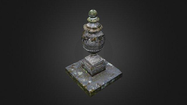 Stone Vase 3D Model