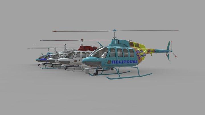 Parnell PR62 3D Model