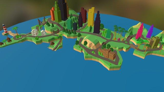 LOCACION002 3D Model