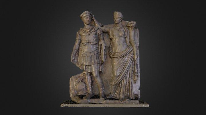 musee, Aphrodisias, TUR 3D Model