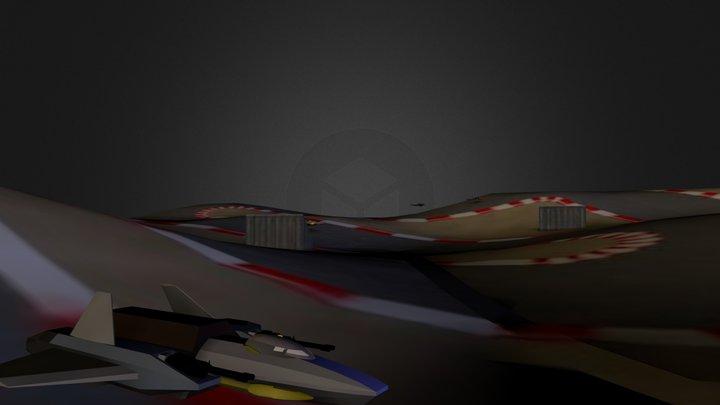 F-Zero_ExtremeG revamp 3D Model