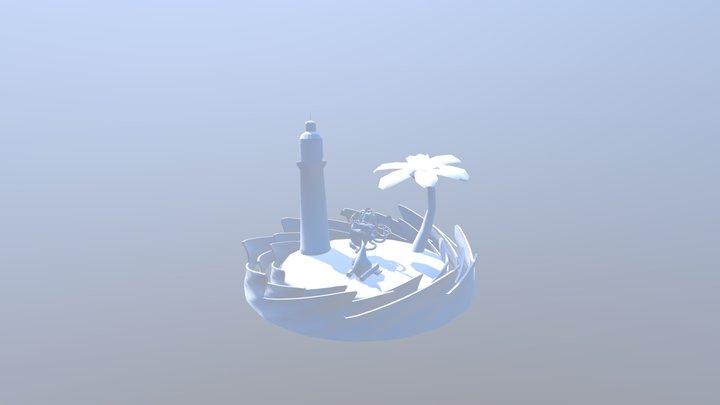 jah2 3D Model