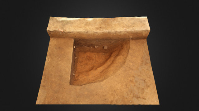 Or11 Fea78 Excavation 3D Model
