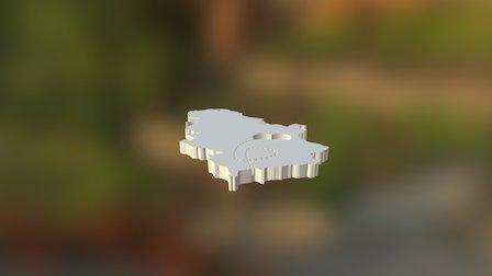 RS Privezok 3D Model