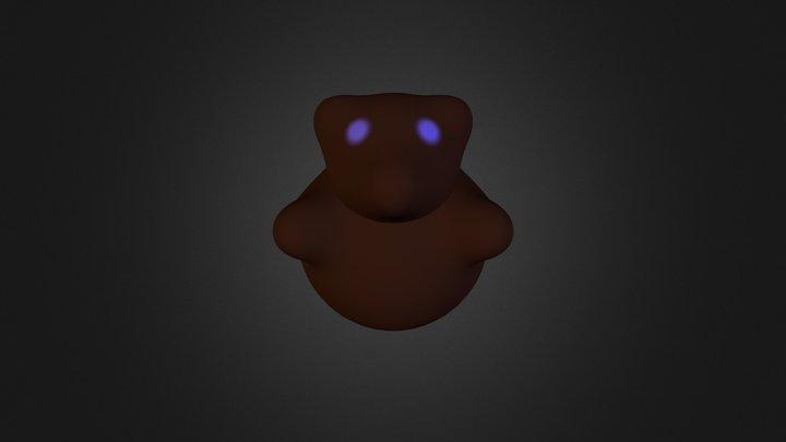 Bearball 3D Model