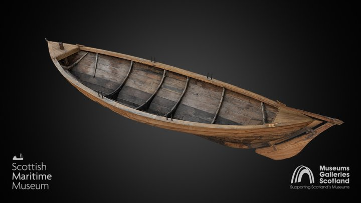 """Venus"", a Shetland fourareen 3D Model"