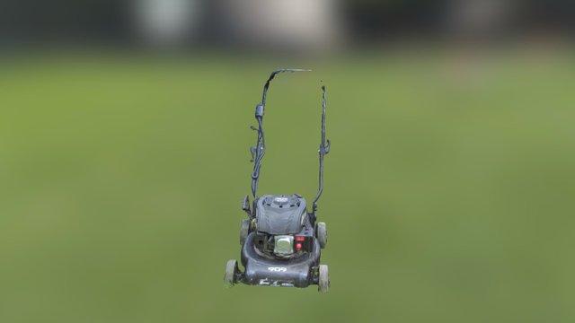 My Lawn Mower 3D Model