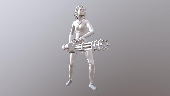HEAJ EXAM - Shoot1 3D Model