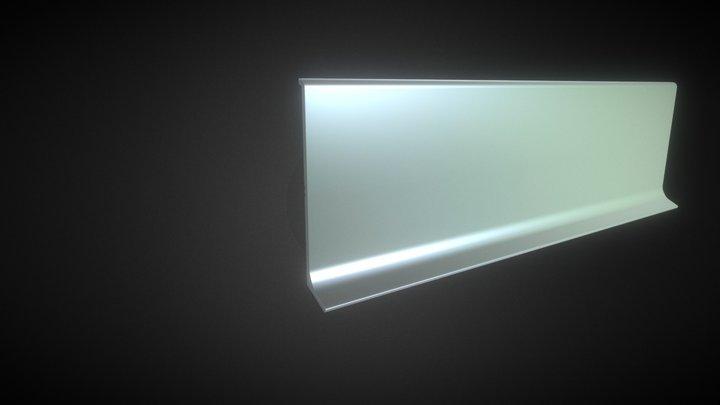 Plinthe 60 3D Model
