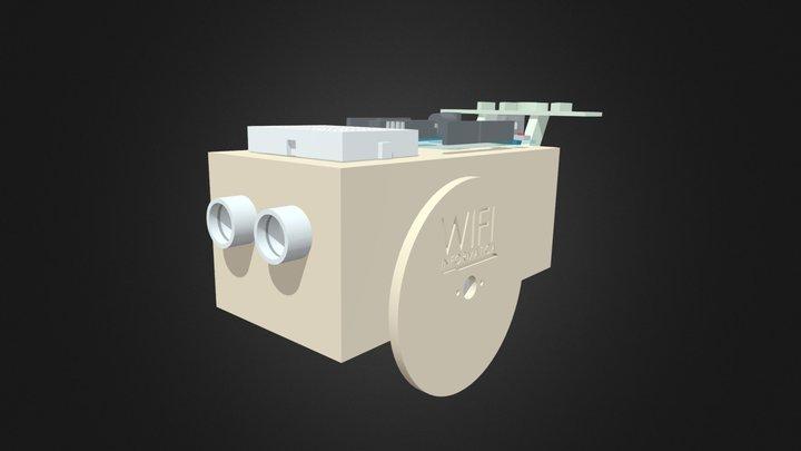 L3LL - Kit di Robotica Educativa 3D Model