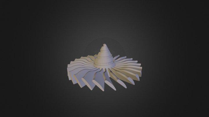 11 - Main Fan 1 3D Model