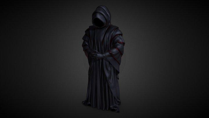 His Divine Shadow 3D Model