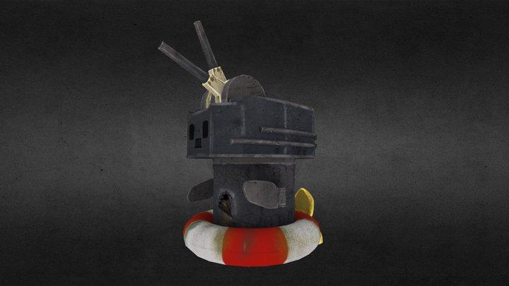 Kantai Collection 3D Model