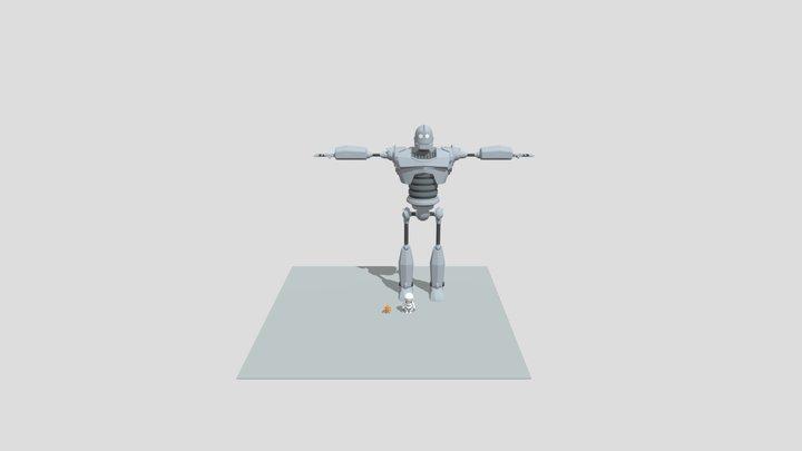 5homework 3D Model