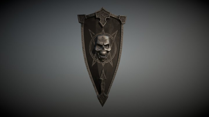 Shield 3D Model