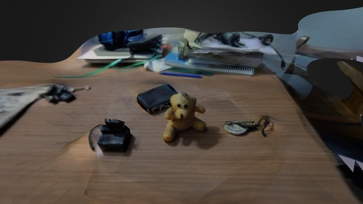 Osito :D 3D Model