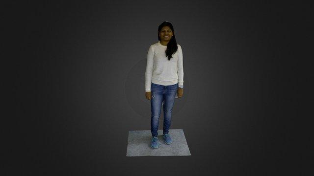 Shraiya 3D Model