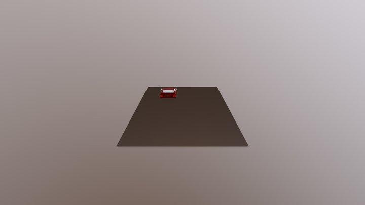 Car Final 3D Model