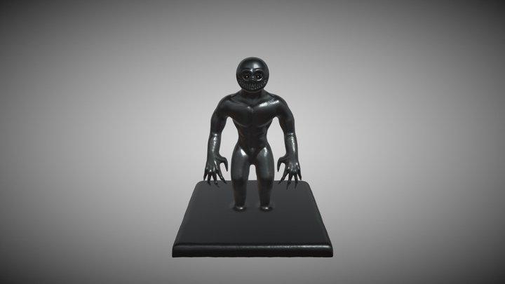 Shadowman 3D Model
