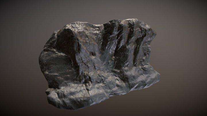 [Test] Sculpted Cliff #1 3D Model