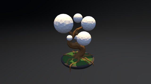 Balltree 3D Model