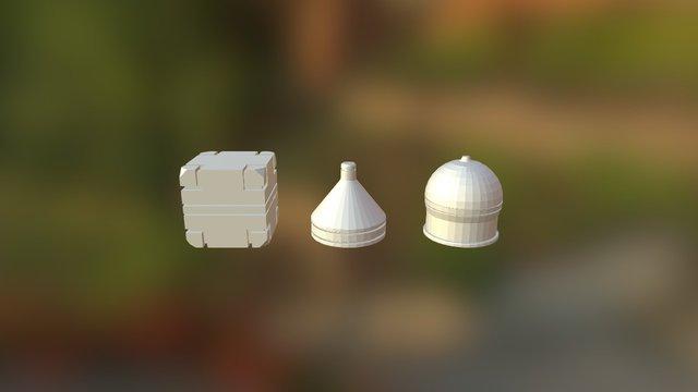 Mesh-modeling Fundamentals Exercise01 3D Model