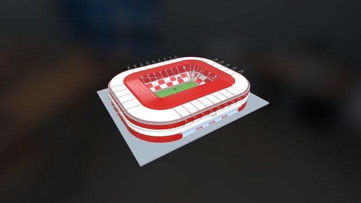 [AUS] Interactive 3D Model - Stadia 3D Model