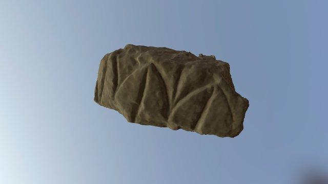 Detalle de rosetón 3D Model