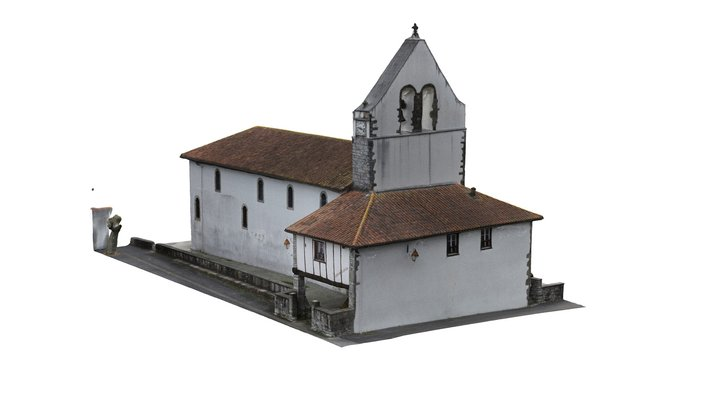Benoiterie Juxue 3D Model
