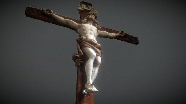 A Corpus Christi figure 1966 3D Model