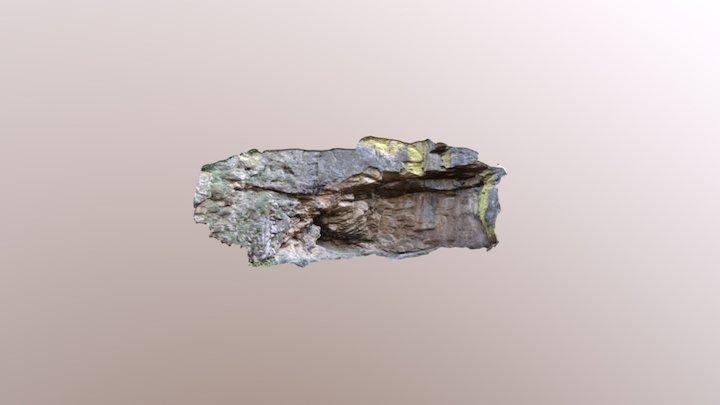 Cueva de la Chiquita 3D Model
