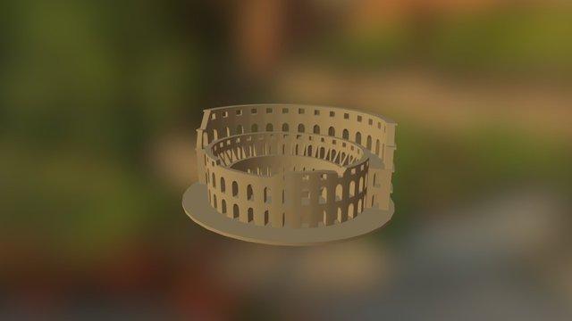 Colosseum 3D Model