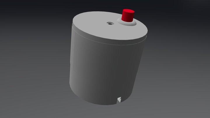 Launch Laser - beta version 1.0 3D Model