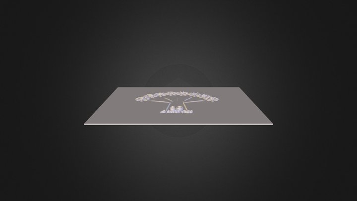 3dprintree logo 3D Model