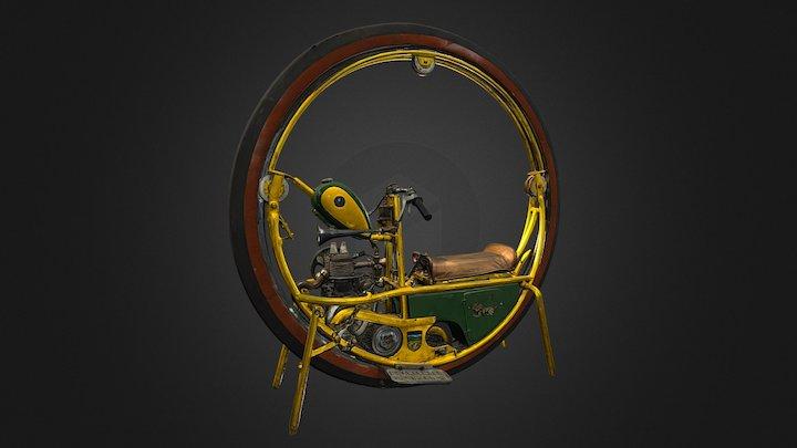 Monoroue 3D Model