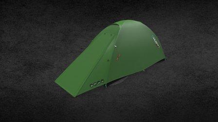 HUSKY SAWAJ ULTRA 2 - zelený 3D Model