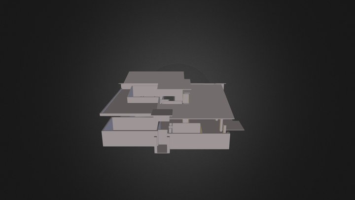 57 Chum Creek 3D Model