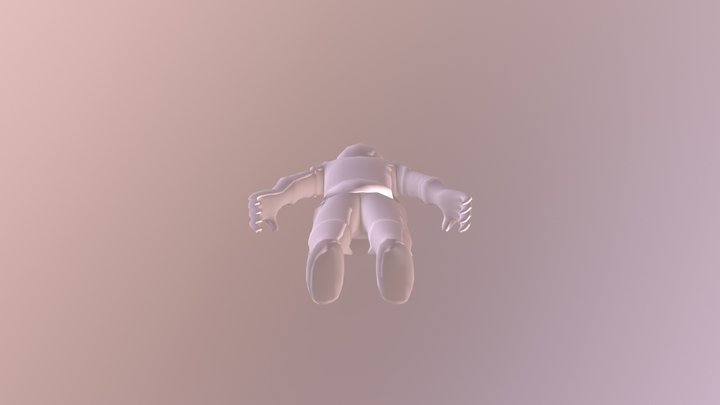 Grem 3D Model
