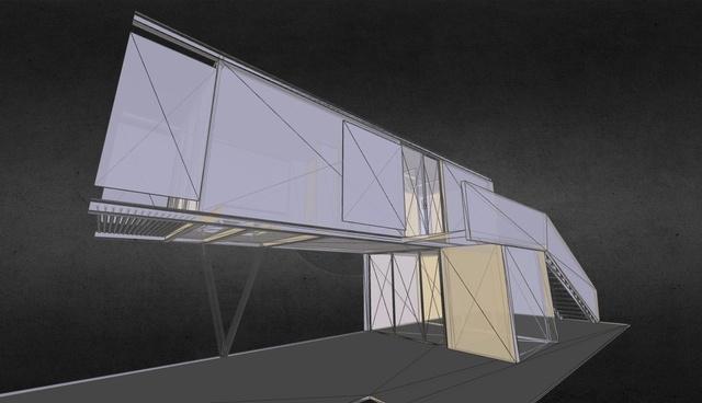 casa MOD 3D Model