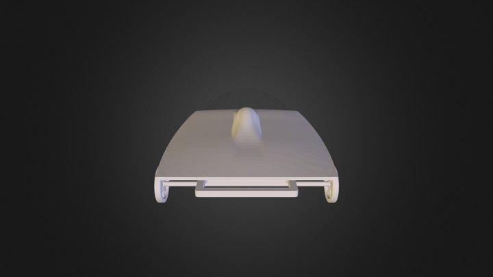Solar Car Model 3D Model