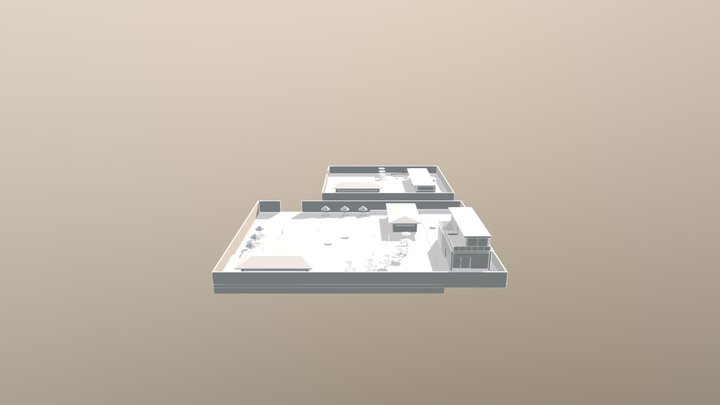 Kavali 3D Model