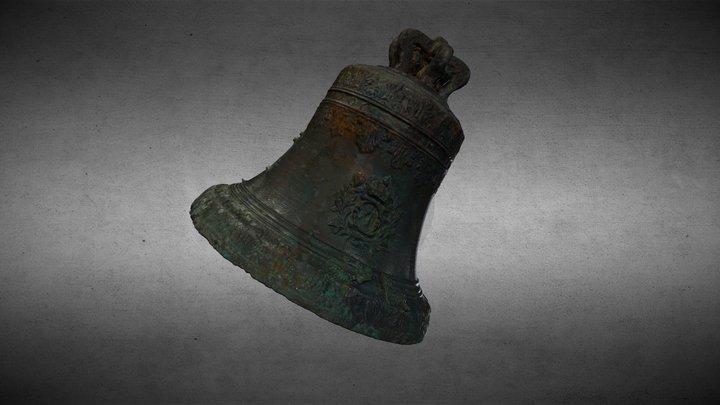 Schiffsglocke / Ship's bell 3D Model
