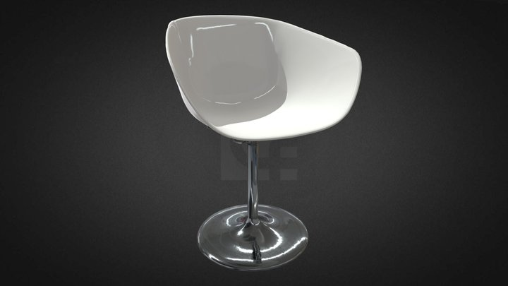 Maya Chair Hire 3D Model