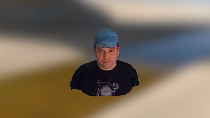 Chris Verbick 3D Model