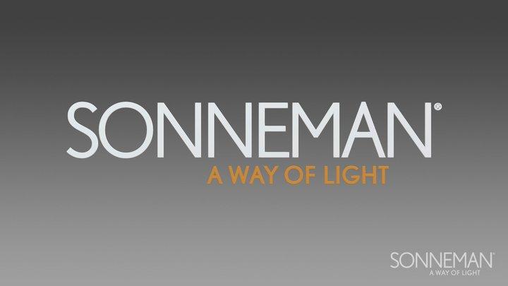 Sonneman Logo 3D Model