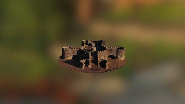 Beacon Hill - Lickey Hills - Birmingham, UK. 3D Model