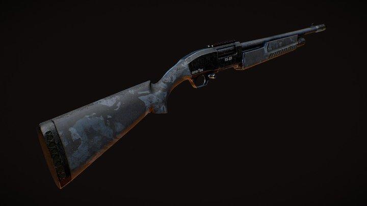 Armsan RS-X1 3D Model