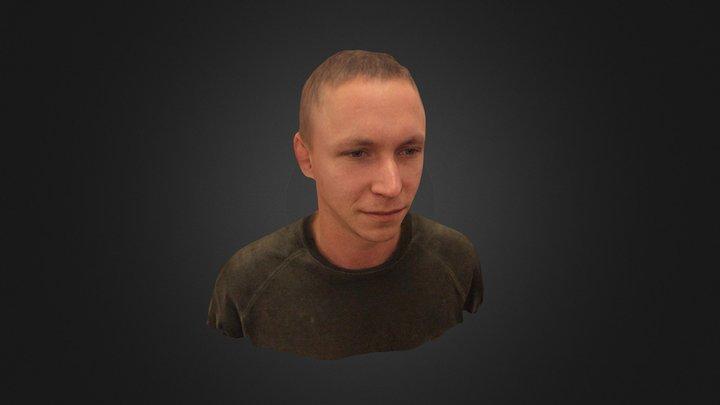 Nicolas Bolay 3D Model