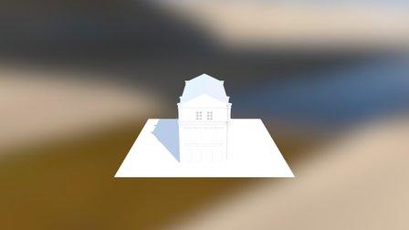 Predio Historico 3D Model