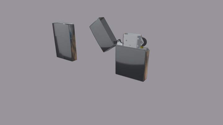 Hm #7 3D Model